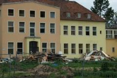 Abriss/Entkernung Krankenhaus