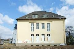 Säuglingshaus, Anton-Antweiler-Strasse Ecke Neuenhoefer-Allee, Abriss 2010