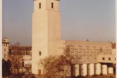 Kirche in den 60er Jahren